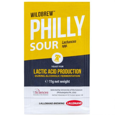Wildbrew Philly Sour ale...