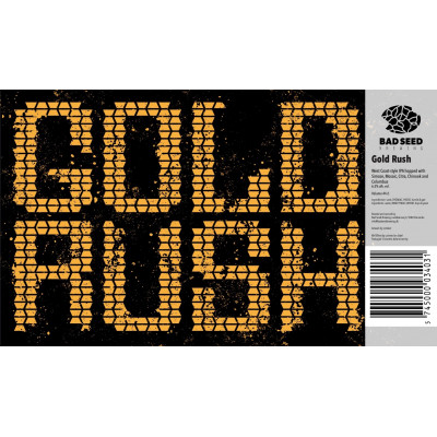 Gold Rush - 44cl - 6,5%